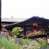 House Gimmelwald Switzerland
