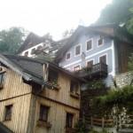 houses Hallstatt Austria